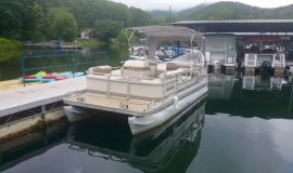 1996 sweetwater pontoon for sale - 2