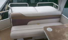 1996 sweetwater pontoon for sale - 8