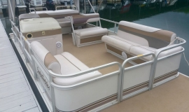 1996 sweetwater pontoon for sale - 3