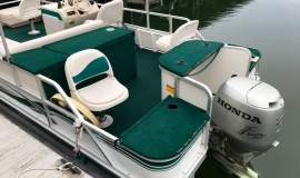 1999 sweetwater pontoon for sale - 4