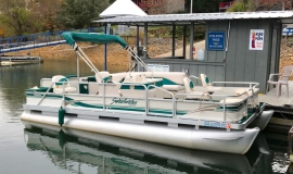 1999 sweetwater pontoon for sale - 1