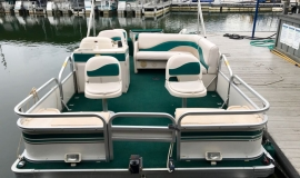 1999 sweetwater pontoon for sale - 2