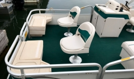 1999 sweetwater pontoon for sale - 3