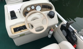 1999 sweetwater pontoon for sale - 5