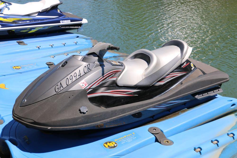 2007 yamaha vx cruiser waverunner boundary waters marina for Yamaha waverunner vx