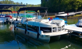 2012 JC NepToon 21 for sale Honda 90 - 2