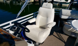 2012 JC NepToon 21 for sale Honda 90 - 8