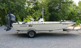 2015 G3 Bay 20 DLX for sale - 1