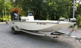 2015 G3 Bay 20 DLX for sale - 2