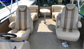 2017 Bentley Elite 223 Admiral SE Mercury 150 for sale - 5