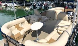 2017 Bentley Elite 223 Admiral SE Mercury 150 for sale - 6