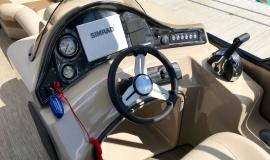 2017 Bentley Elite 223 Admiral SE Mercury 150 for sale - 8