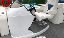 2017 JC TriToon neptoon sport 23tt s200 for sale - 13