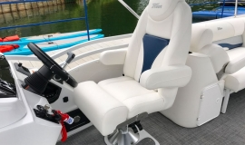 2017 JC TriToon neptoon sport 23tt s200 for sale - 14
