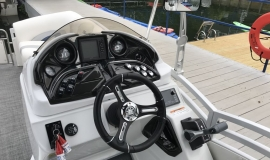2017 JC TriToon neptoon sport 23tt s200 for sale - 16