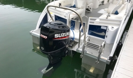 2017 JC TriToon neptoon sport 23tt s200 for sale - 20