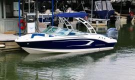 2018 Chaparral Ski Boat Rental - 10