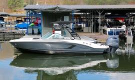 2018 Chaparral Ski Boat Rental - 2