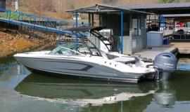 2018 Chaparral Ski Boat Rental - 3