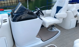 2018 JC SportToon 24TT TriToon for sale - 14