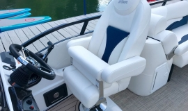 2018 JC SportToon 24TT TriToon for sale - 16