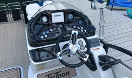 2018 JC SportToon 24TT TriToon for sale - 17