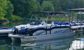 2018 JC SportToon 24TT TriToon for sale - 26