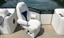 2018 JC SportToon 24TT TriToon for sale - 8
