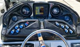 2018 JC SportToon 24TT TriToon blue black Suzuki 250SS for sale - 15