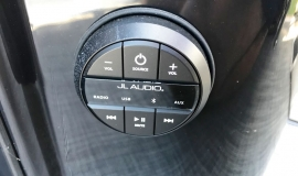 2018 JC SportToon 24TT TriToon blue black Suzuki 250SS for sale - 21