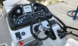 2019 JC NepToon Sport 23tt TriToon for sale blue black - 21