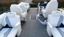2019 JC NepToon Sport 23tt TriToon for sale blue black - 33