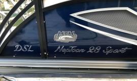 2019 JC NepToon Sport 23tt TriToon for sale blue black - 5