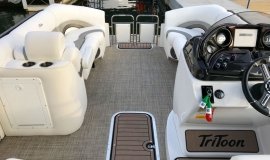 2019 JC NepToon Sport 23tt TriToon for sale - 10