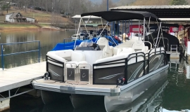 2019 JC NepToon Sport 23tt TriToon for sale - 2