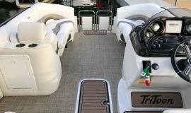 2019 JC NepToon Sport 23tt TriToon for sale - 10