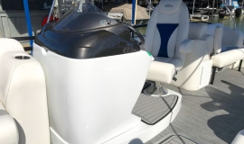 2019 JC Tritoon neptoon sport 23tt blue for sale - 16