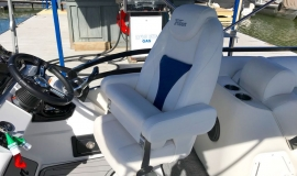 2019 JC Tritoon neptoon sport 23tt blue for sale - 18