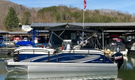 2019 JC Tritoon neptoon sport 23tt blue for sale - 2