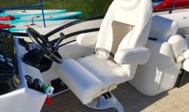 2019 JC NepToon Sport 23tt suzuki 200 for sale High tide hull - 18