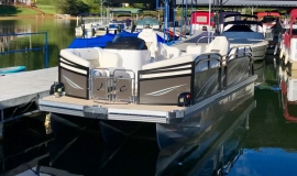2019 JC NepToon Sport 23tt suzuki 200 for sale High tide hull - 2