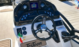 2019 JC NepToon Sport 23tt suzuki 200 for sale High tide hull - 20