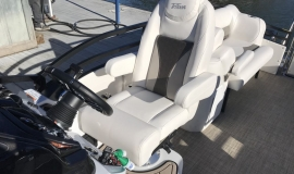 2019 JC NepToon Sport 25tt TriToon for sale bronze - 20