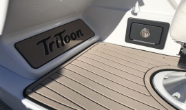 2019 JC NepToon Sport 25tt TriToon for sale bronze - 25