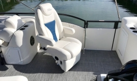 2019 JC SportToon 26tt suzuki 350 for sale High tide hull - 11