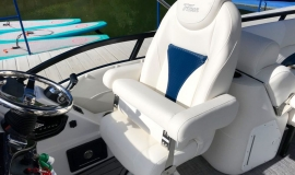2019 JC SportToon 26tt suzuki 350 for sale High tide hull - 19
