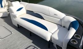 2019 JC SportToon 26tt suzuki 350 for sale High tide hull - 5
