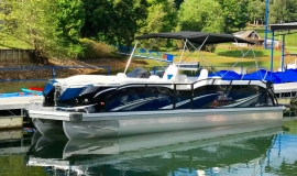 2019 JC SportToon 26tt suzuki 350 for sale High tide hull - 1