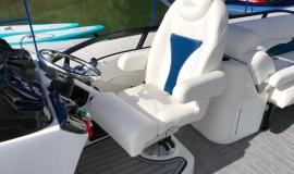 2019 JC SportToon 26tt suzuki 350 for sale High tide hull - 18