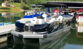 2019 JC SportToon 26tt suzuki 350 for sale High tide hull - 2
